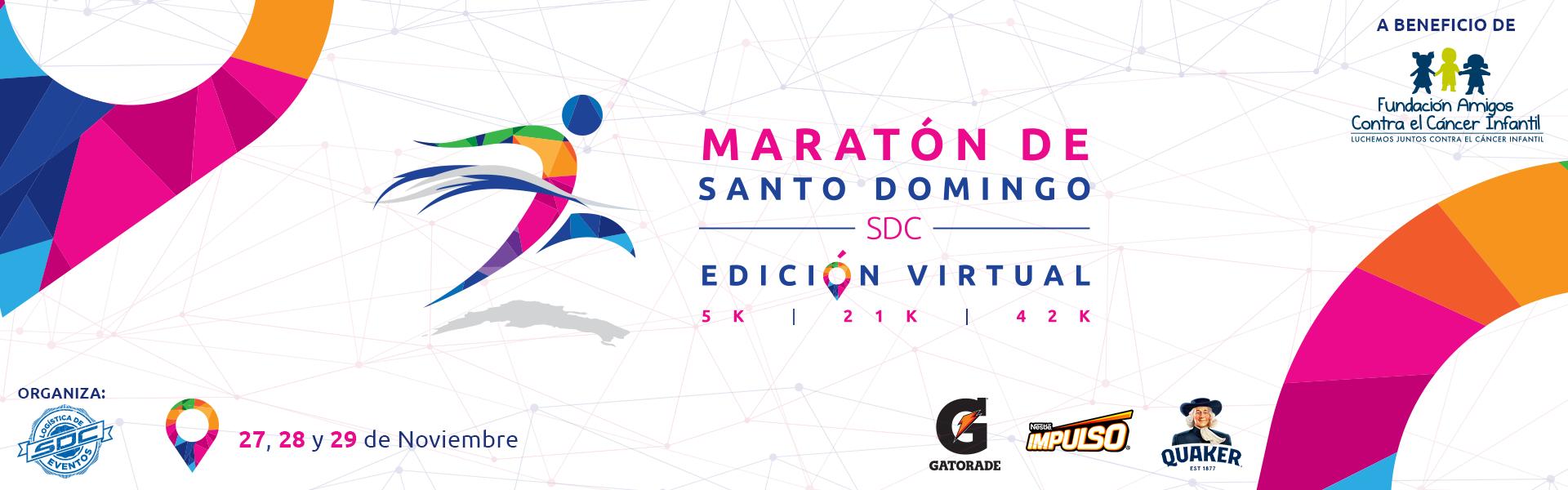 Maratón de Santo Domingo Virtual