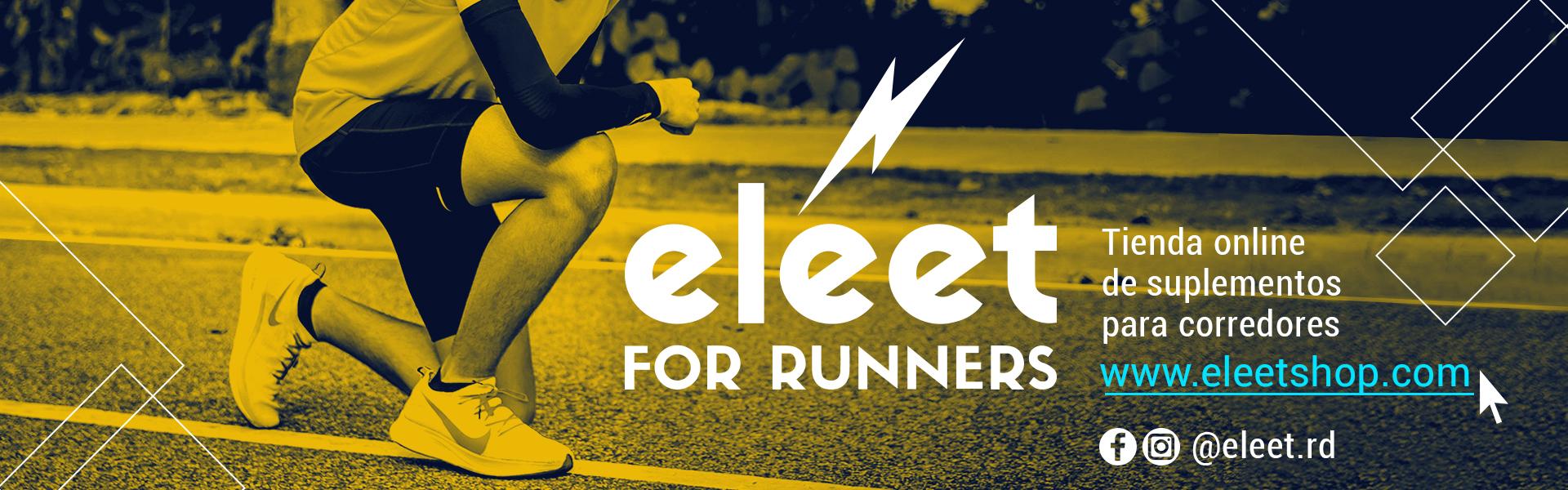 Eleet for Runner